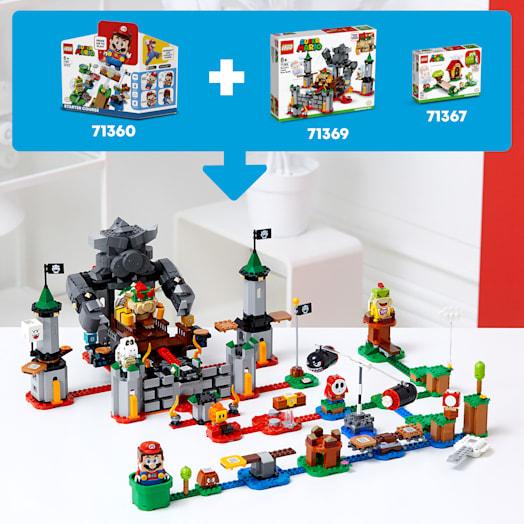 LEGO Super Mario Bowser's Castle Boss Battle Expansion Set (71369) image 7