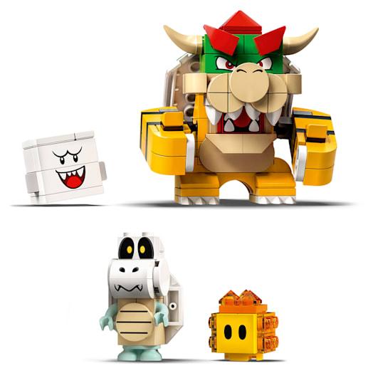 LEGO Super Mario Bowser's Castle Boss Battle Expansion Set (71369) image 5
