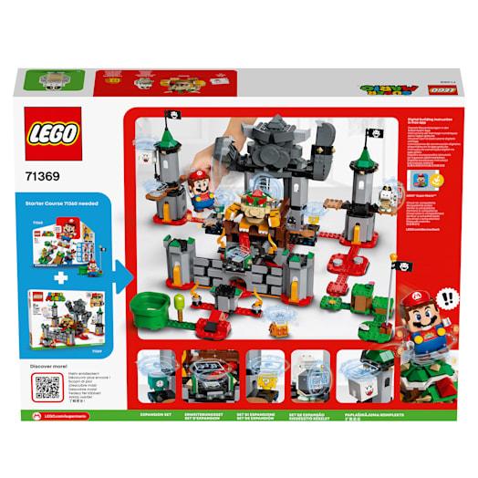 LEGO Super Mario Bowser's Castle Boss Battle Expansion Set (71369) image 3
