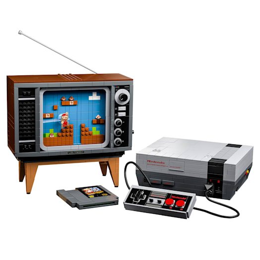 LEGO Nintendo Entertainment System (71374) image 1