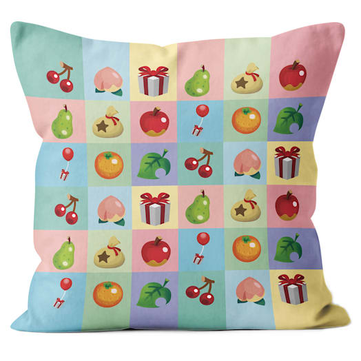 Animal Crossing Items Cushion