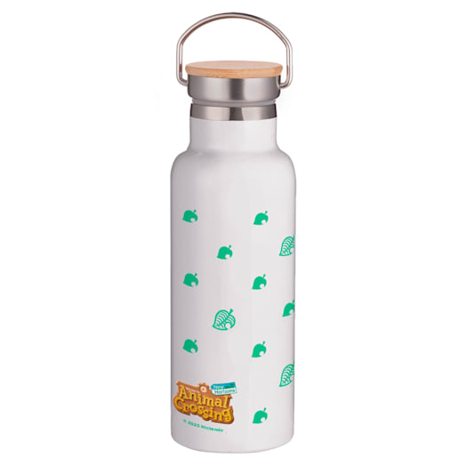 Leaf Water Bottle - Animal Crossing: New Horizons Pastel Collection image 2