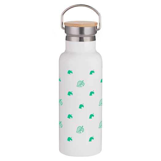 Leaf Water Bottle - Animal Crossing: New Horizons Pastel Collection