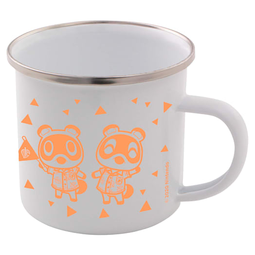 Timmy & Tommy Enamel Mug - Animal Crossing: New Horizons Pastel Collection
