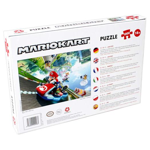 Mario Kart Jigsaw (1000 Pieces) image 2