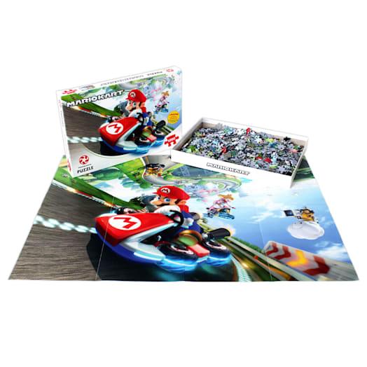 Mario Kart Jigsaw (1000 Pieces) image 3