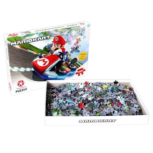 Mario Kart Jigsaw (1000 Pieces) image 4