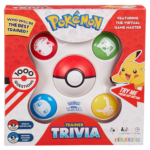 Pokémon Trainer Trivia