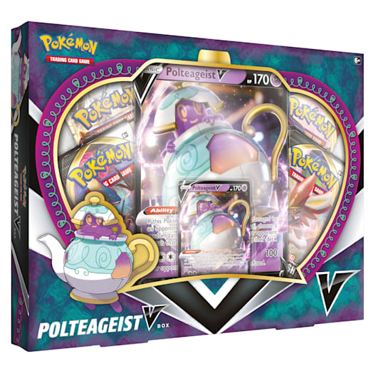 Pokémon TCG: Polteageist V Box image 2