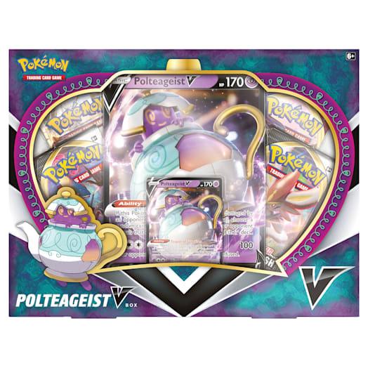 Pokémon TCG: Polteageist V Box image 1
