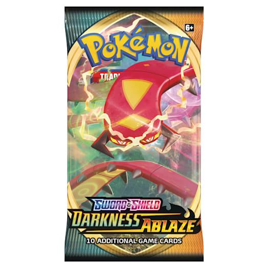 Pokémon TCG: Sword & Shield 3 Darkness Ablaze Booster Pack image 2