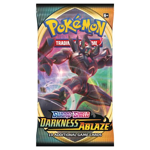 Pokémon TCG: Sword & Shield 3 Darkness Ablaze Booster Pack image 3