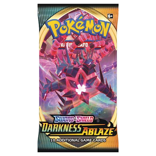 Pokémon TCG: Sword & Shield 3 Darkness Ablaze Booster Pack image 4