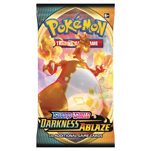 Pokémon TCG: Sword & Shield 3 Darkness Ablaze Booster Pack image 5