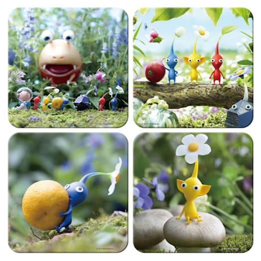 Pikmin 3 Deluxe Coaster Set image 2