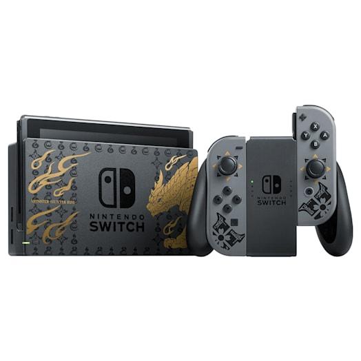 Nintendo Switch MONSTER HUNTER RISE Edition image 2