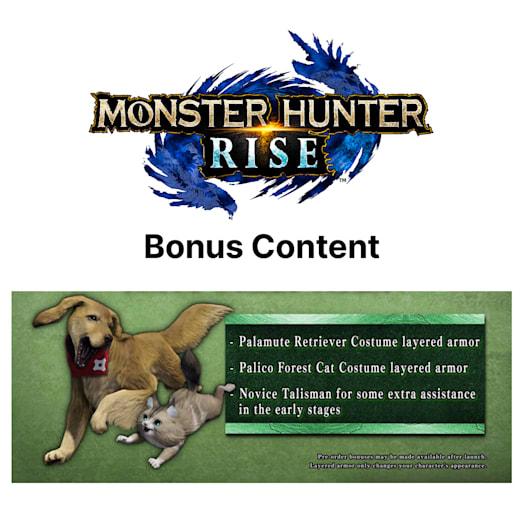 Nintendo Switch MONSTER HUNTER RISE Edition image 5