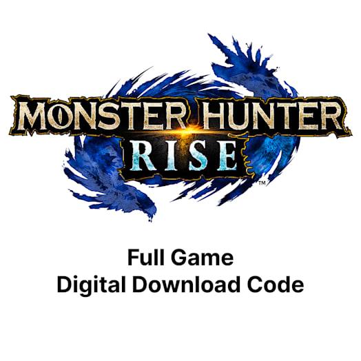 Nintendo Switch MONSTER HUNTER RISE Edition image 3
