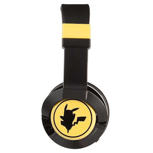 Nintendo Switch Gaming Headphones (Wired) - Pokémon Pikachu Silhouette image 2