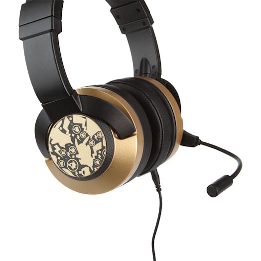 Nintendo Switch Gaming Headphones (Wired) - Pokémon Pikachu Gold image 4
