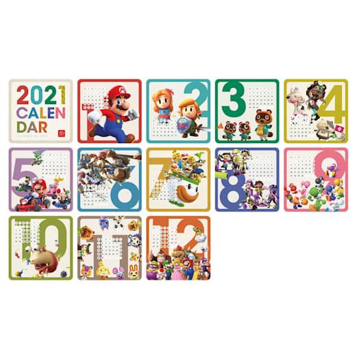 My Nintendo Calendar 2021 image 3