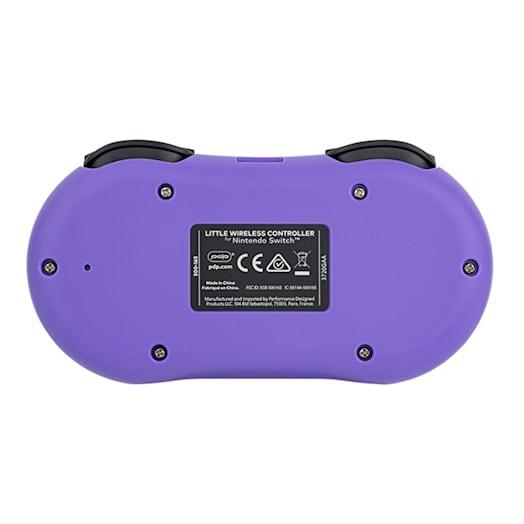 Nintendo Switch Mini Controller - Grey / Purple image 6