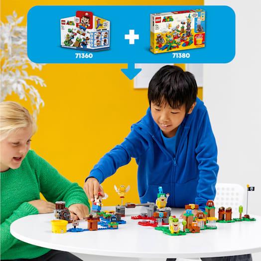 LEGO Super Mario Master Your Adventure Maker Set (71380) image 9