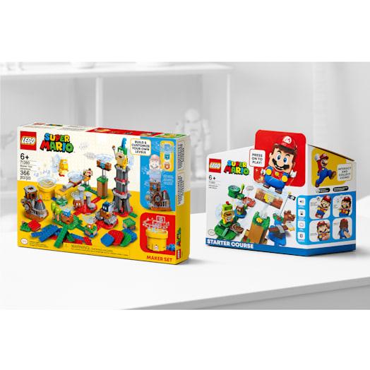 LEGO Super Mario Master Your Adventure Maker Set (71380) image 10