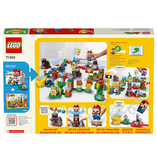 LEGO Super Mario Master Your Adventure Maker Set (71380) image 3