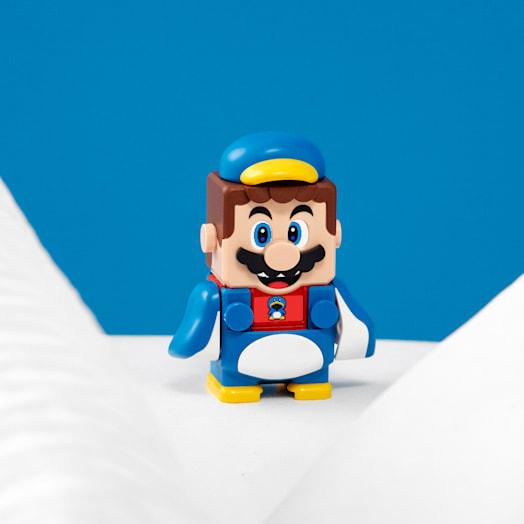 LEGO Super Mario Penguin Mario Power-Up Pack (71384) image 4
