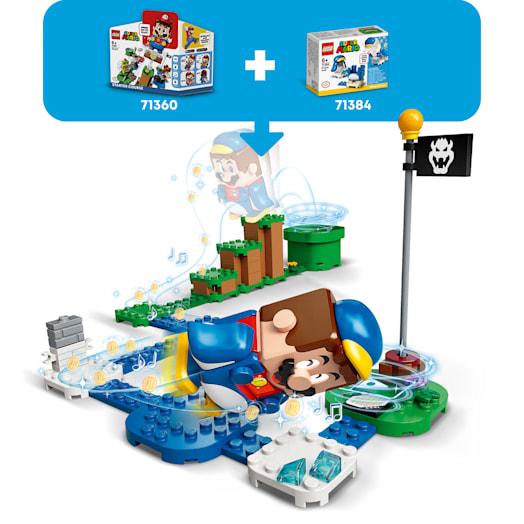 LEGO Super Mario Penguin Mario Power-Up Pack (71384) image 8