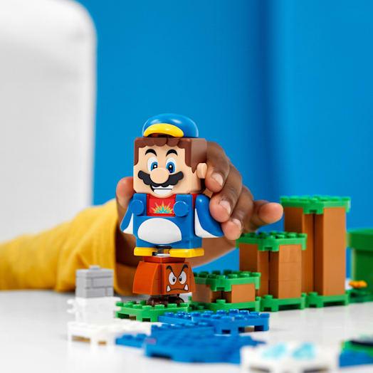 LEGO Super Mario Penguin Mario Power-Up Pack (71384) image 7