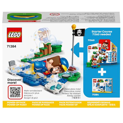 LEGO Super Mario Penguin Mario Power-Up Pack (71384) image 3
