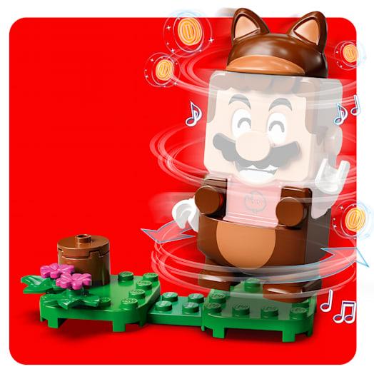 LEGO Super Mario Tanooki Mario Power-Up Pack (71385) image 6
