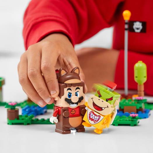 LEGO Super Mario Tanooki Mario Power-Up Pack (71385) image 7