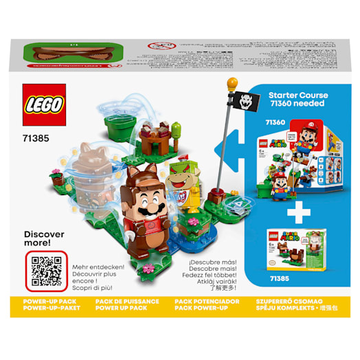 LEGO Super Mario Tanooki Mario Power-Up Pack (71385) image 3
