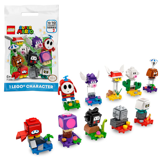 LEGO Super Mario Character Packs – Series 2 (71386)