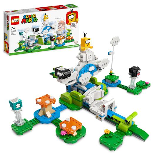 LEGO Super Mario Lakitu Sky World Expansion Set (71389)