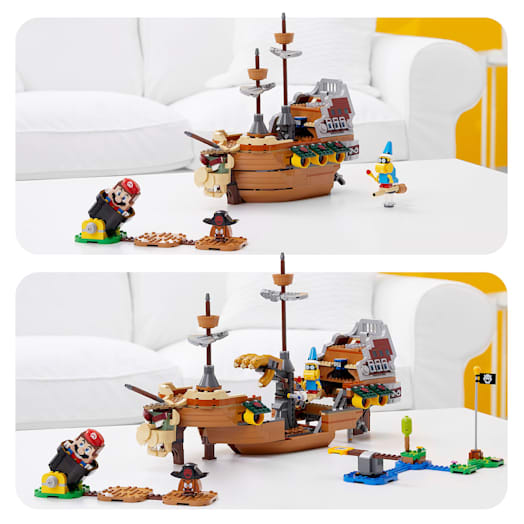 LEGO Super Mario Bowser's Airship Expansion Set (71391) image 5