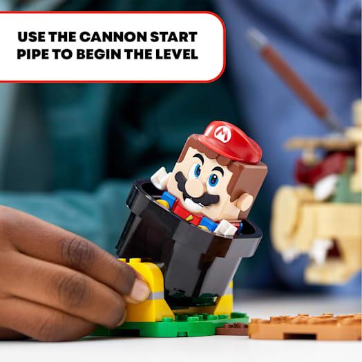 LEGO Super Mario Bowser's Airship Expansion Set (71391) image 8