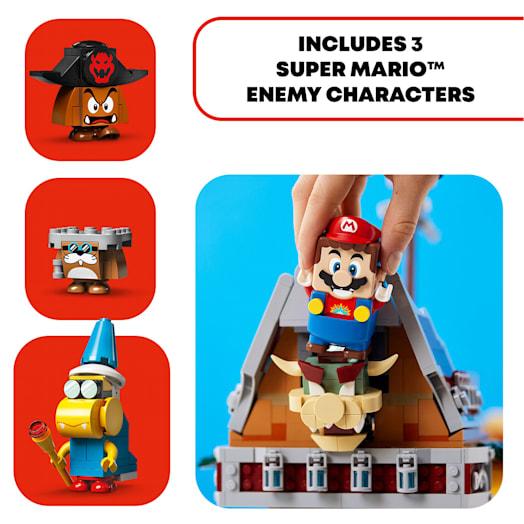 LEGO Super Mario Bowser's Airship Expansion Set (71391) image 6