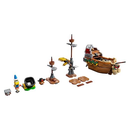 LEGO Super Mario Bowser's Airship Expansion Set (71391) image 4