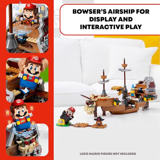 LEGO Super Mario Bowser's Airship Expansion Set (71391) image 7