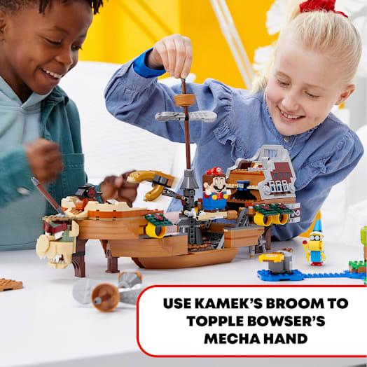 LEGO Super Mario Bowser's Airship Expansion Set (71391) image 9