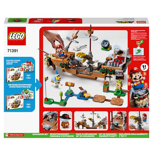 LEGO Super Mario Bowser's Airship Expansion Set (71391) image 3