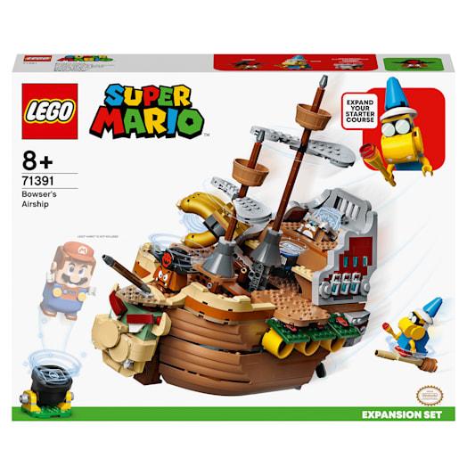 LEGO Super Mario Bowser's Airship Expansion Set (71391) image 2