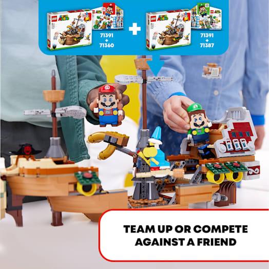 LEGO Super Mario Bowser's Airship Expansion Set (71391) image 10