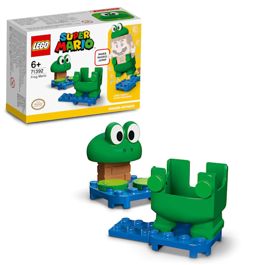 LEGO Super Mario Frog Mario Power-Up Pack (71392)