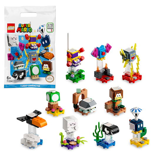 LEGO Super Mario Character Packs – Series 3 (71394)