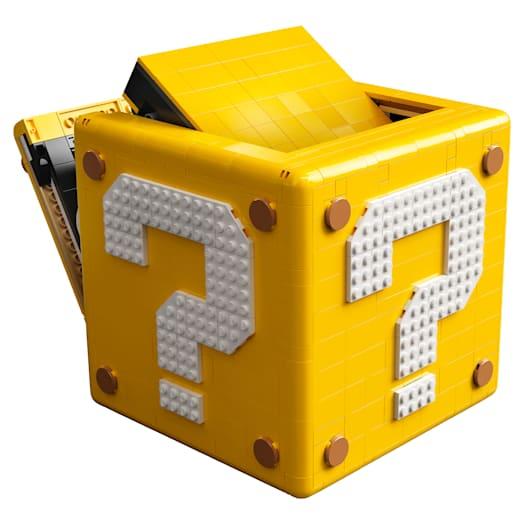 LEGO Super Mario 64 Question Mark Block (71395) image 2